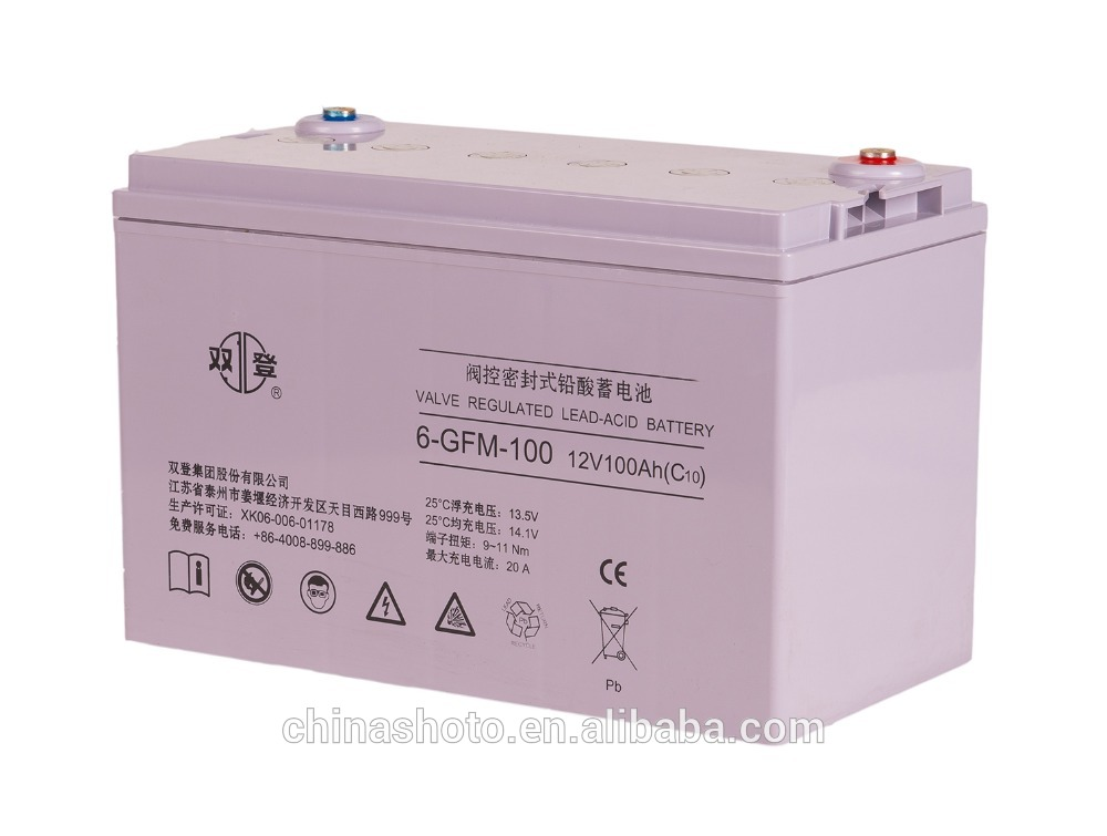 Shoto-6-GFM-100-VRLA-Maintenance-free